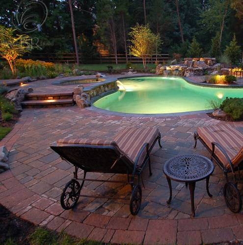 landscape design annapolis md br design build