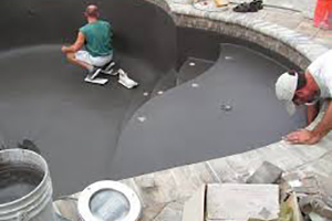 Custom Swimming Pool Annapolis Md Br Design Build