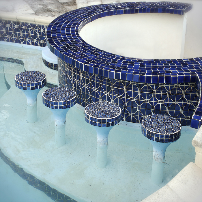 this can be a reality if you include a splash bar in your pool design